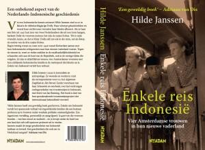 Omslag 2e druk Enkele reis Indonesië omslag 02